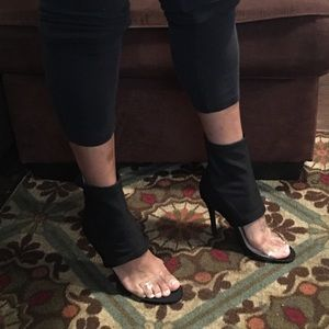 Heels from Charlotte Russe